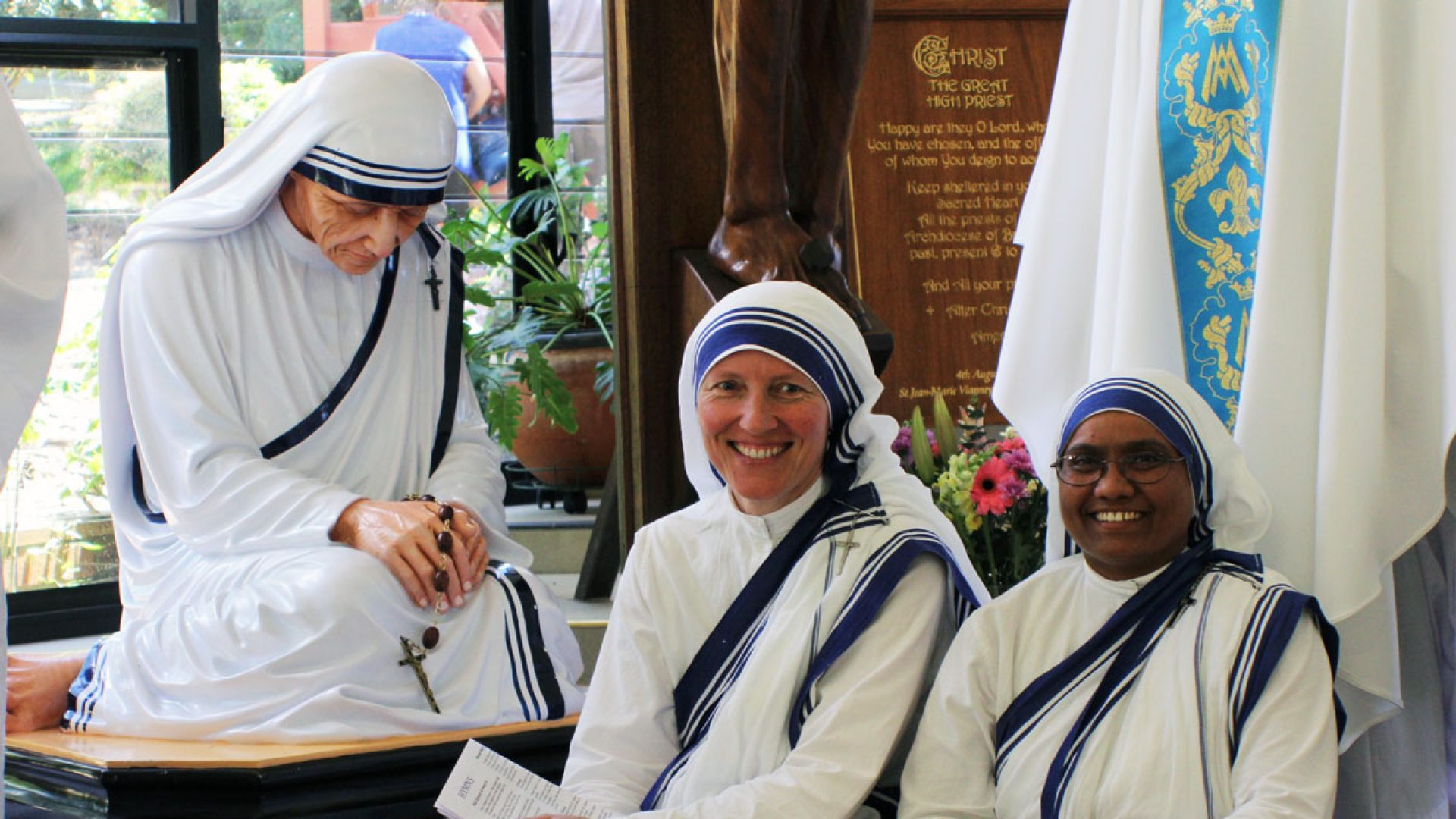 Mother Teresa Shrine